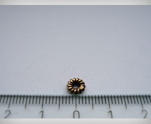 SE-1809-Antique Gold Small Sized Beads