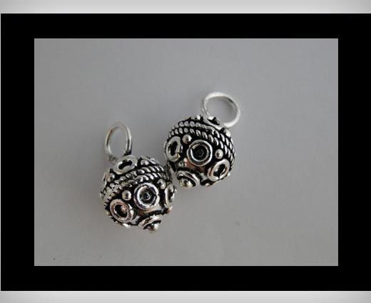 Beads with rings SE-2586