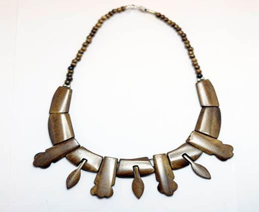 Bone Necklace BN 53