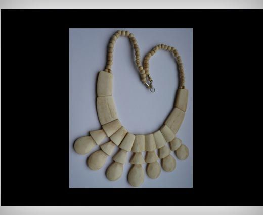 Bone Necklace BN03