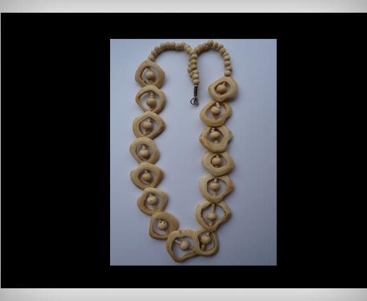 Bone Necklace BN15