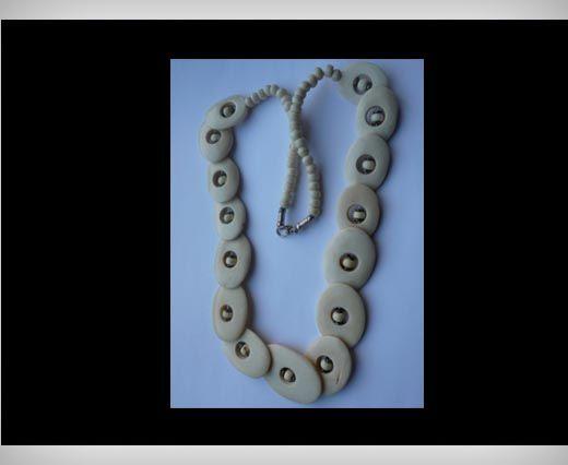 Bone Necklace BN19