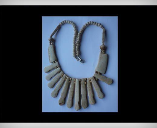 Bone Necklace BN42