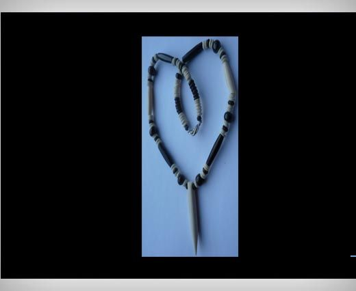 Bone Necklace BN46