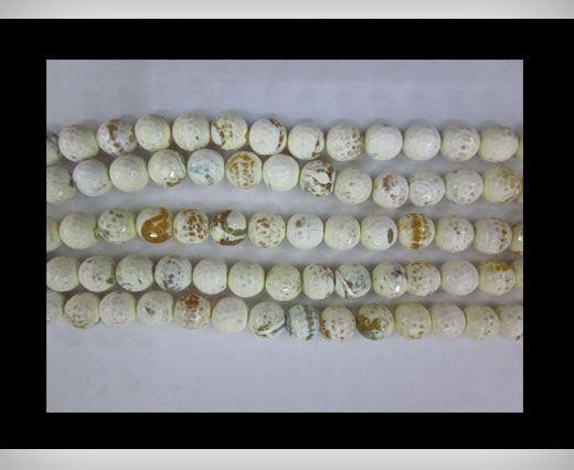 Cream Style Agate NS-055