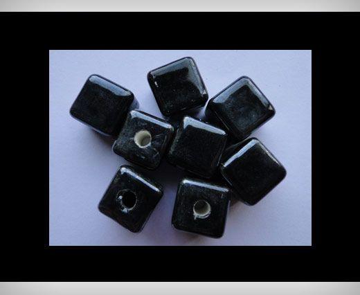 Cube-14mm-Black