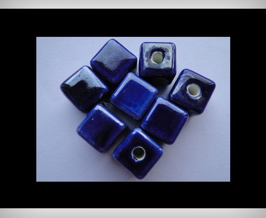 Cube-14mm-Blue