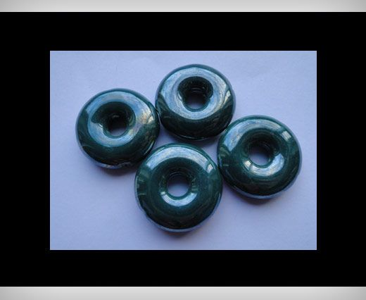 Donut-27mm-Green
