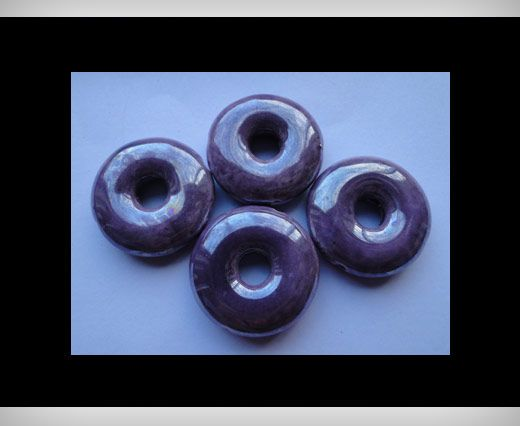 Donut-27mm-Purple
