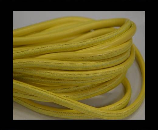 Fine Nappa Leather-Yellow -6mm