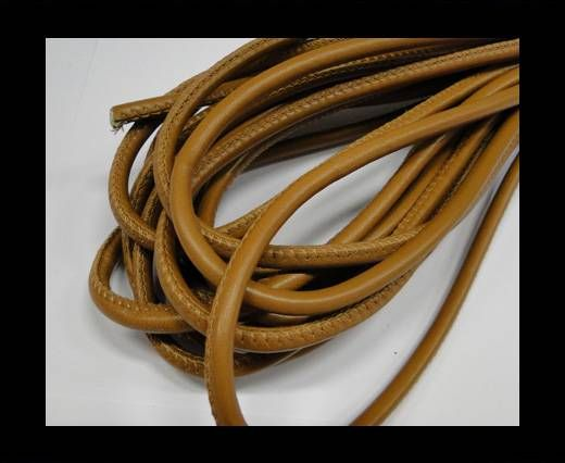 Fine Nappa-Plain-style -Brown-6mm