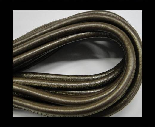Fine Real Nappa Leather-Pewter -6mm