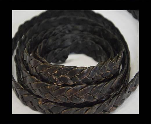Flat braided cords 14 mm - SE/PB/02