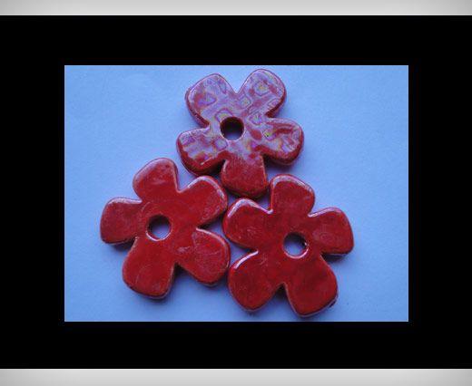 Flower-37mm-Red