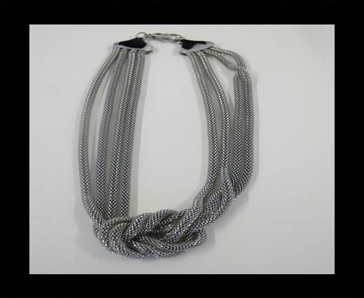 High Quality Steel Neclace-number 13