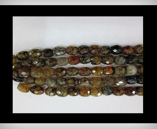 Line Rhodonite Agate NS-045