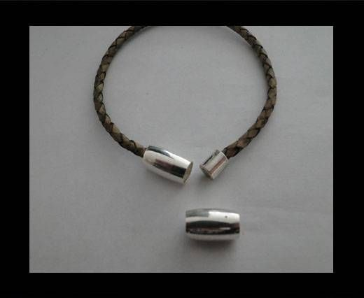 MGL-20-5mm-Magnetic Locks for leather and Cords