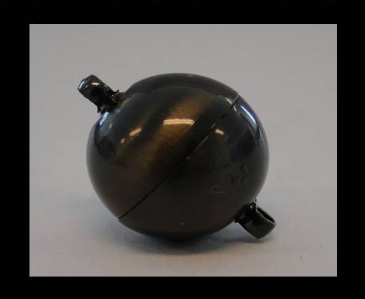 Magnetic Lock - MG1-12mm-Shinny Gun Metal