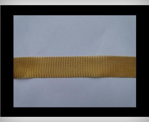 Mesh Wire Dark Gold