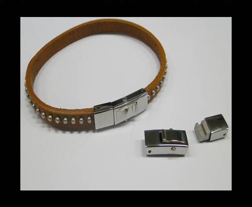 Stainless Steel Magnetic Clasp,Steel,MGST-152