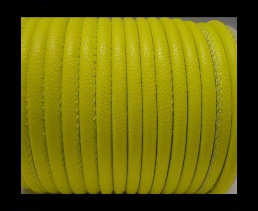 Eco-Nappa 4mm - Neon Yellow