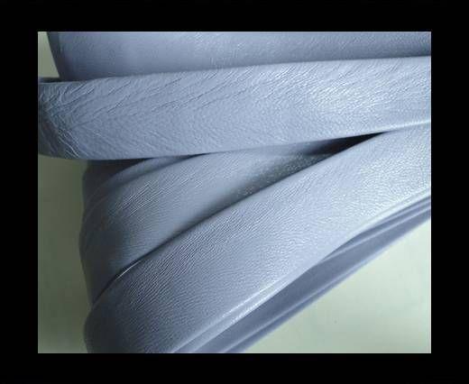 Nappa Leather Flat-Light Purple-20mm