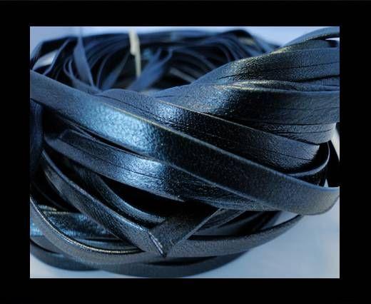 Nappa Leather Flat -Metallic Oil-5mm