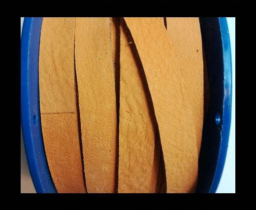 Nubuck Flat - 10mm - ORANGE