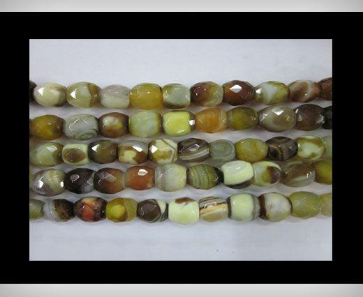 Olive Jade Agate NS-047