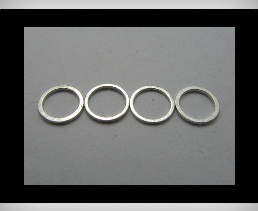 Rings FI7025-Silver-10mm
