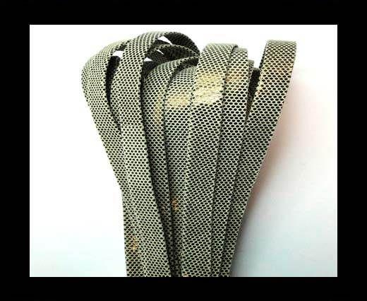 RNL.Flat folden renforced-10mm-Beige Paill Grey