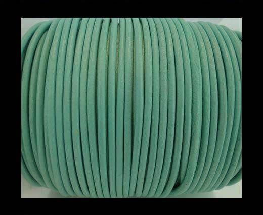 Round Leather Cord -1mm - SE R Ocean