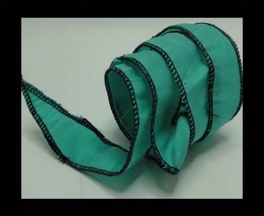 SC-Silk-Taper-1-Turquoise and Green-2,5cms