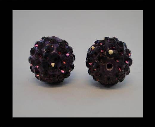 Shamballa-Bead-6mm-Amethyst