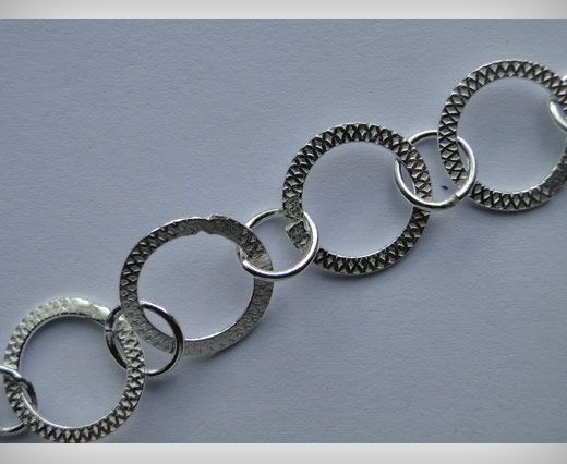 Silver Styled Chain