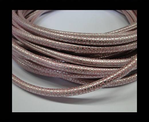 Special Real Touch Eco Leather Style 3-Pink-5mm