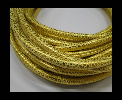 Special Real Touch Eco Leather Style 3-Yellow-5mm