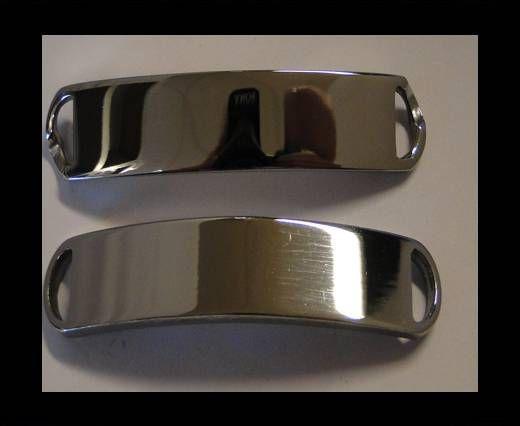 Stainless steel part for bracelet SSP-169