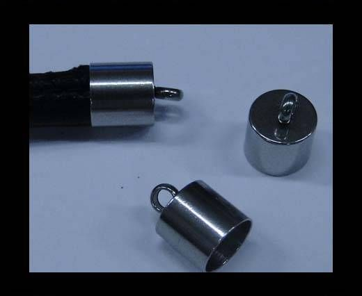 Stainless steel end cap SSP-195-7MM
