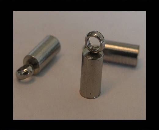 Stainless steel part for leather SSP-195-2mm