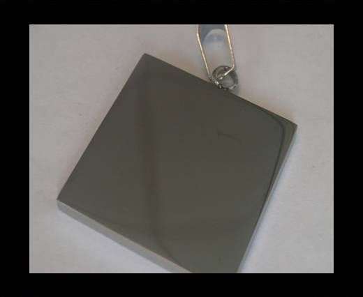 Stainless steel pendant SSP-200-30-BY-30mm
