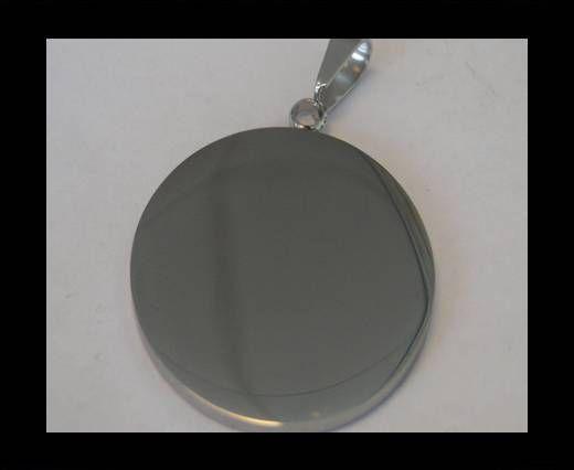 Stainless steel pendant SSP-203-35mm