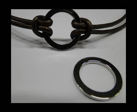 Stainless steel ring SSP-336-25mm