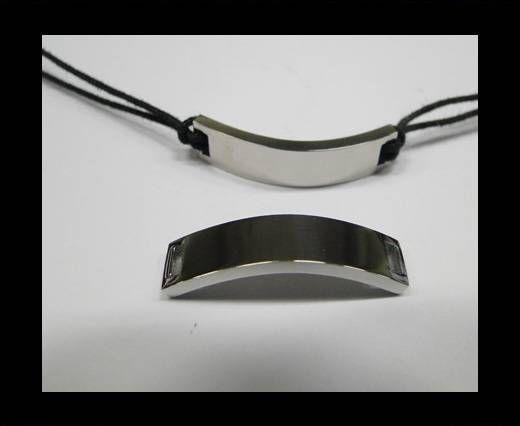 Stainless steel part for bracelet SSP-342-29mm