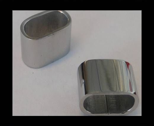 Stainless steel part for leather SSP-51 - 9 -BY-4,5mm