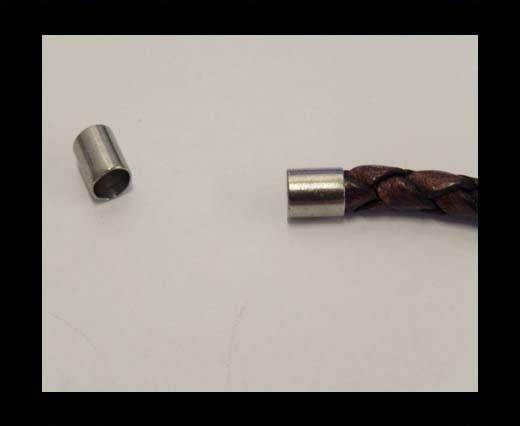Stainless steel end cap SSP-602-3.5mm-Steel