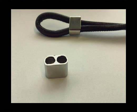 Stainless steel end cap SSP-682-5mm-Steel