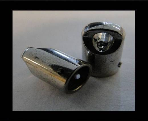 Stainless steel end cap SSP-41