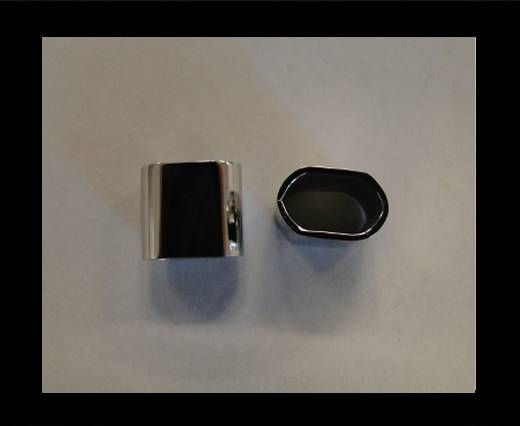 Stainless steel part for leather SSP-51