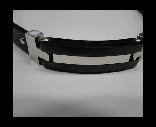 Stainless steel part for bracelet SSP-525-10,5*3,5mm